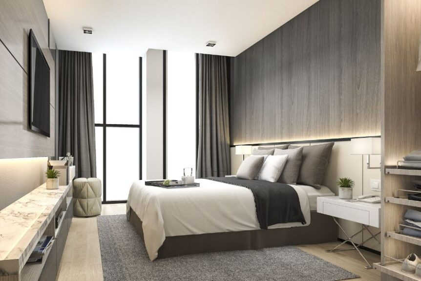 one of the cabinet bed option for your luxury home